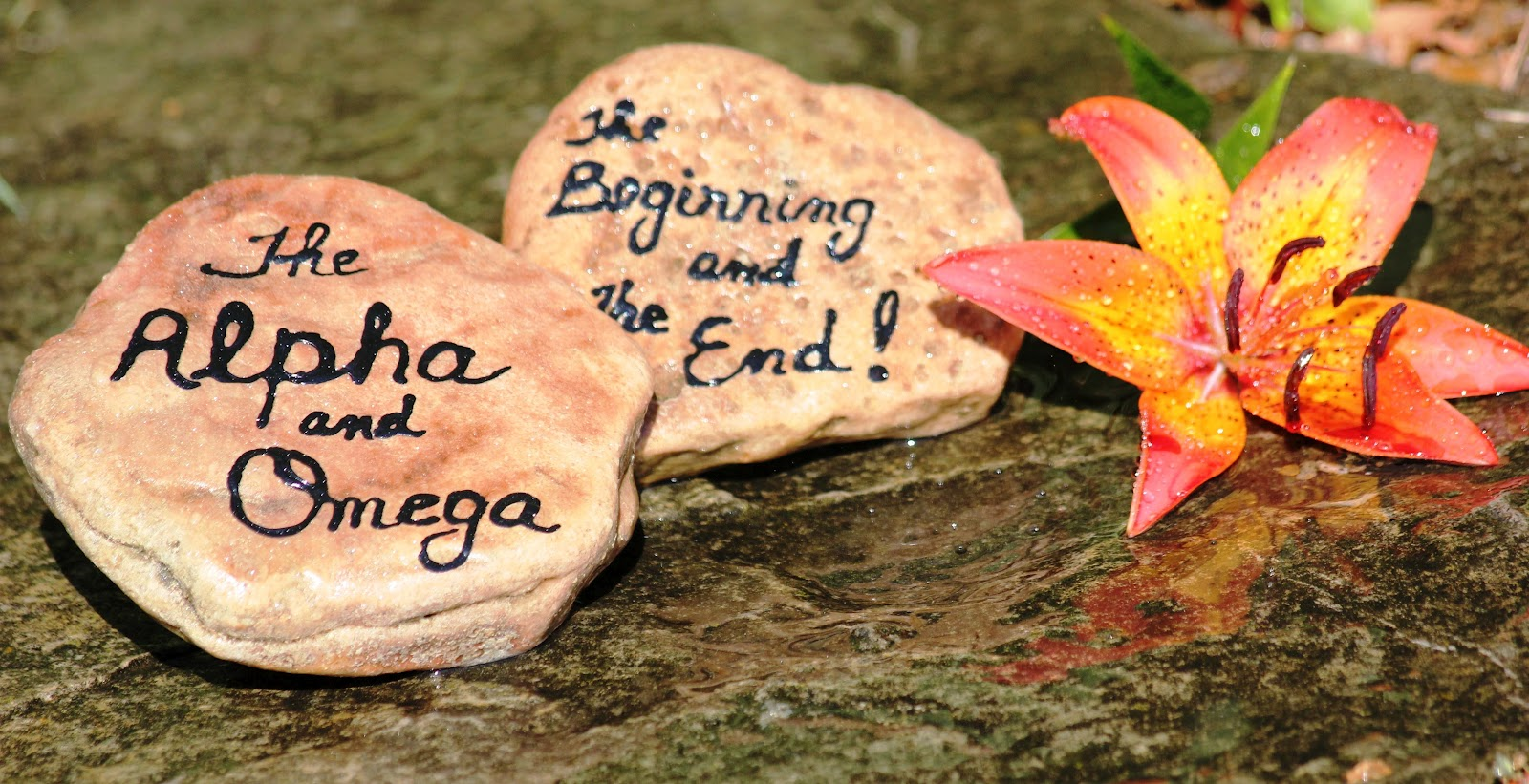 alpha and omega, having faith in god, how not to worry, should a christian worry, Isaiah 46:10, God knows the end from the beginning, declaring the end from the beginning, dealing with worry, turn your eyes upon jesus, omnipresent god