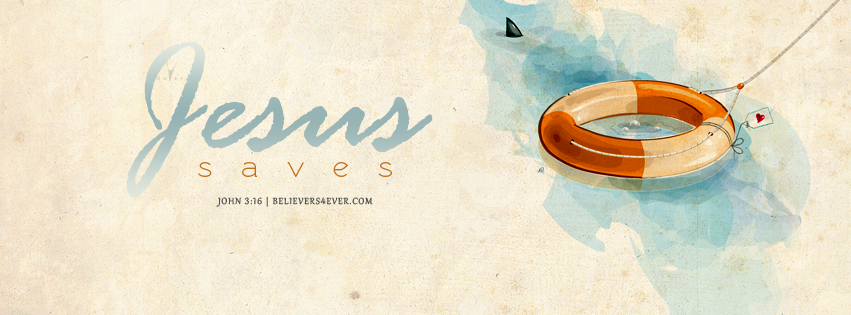 Jesus saves Facebook cover, Jesus saves free facebook banner, Jesus saves Christian graphics, Free Christian Facebook cover, Free Christian graphics