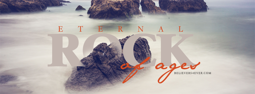 Eternal rock of ages Facebook timeline cover