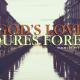 God's love endures forever twitter header