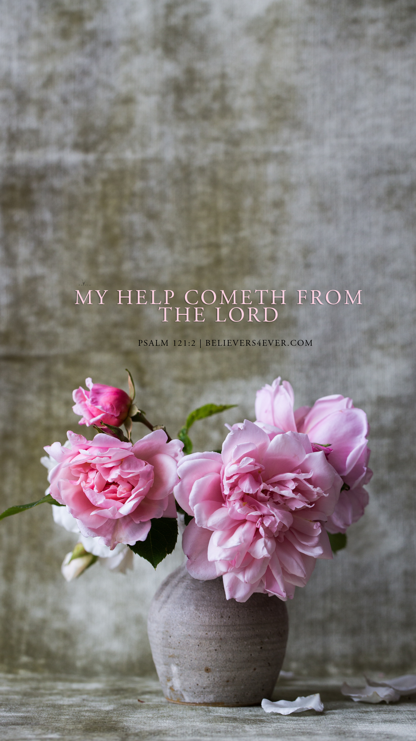My help mobile wallpaper for Android and iphone Psalm 121:2