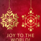 Joy to the world Christmas mobile wallpaper for android, samsung and iphone