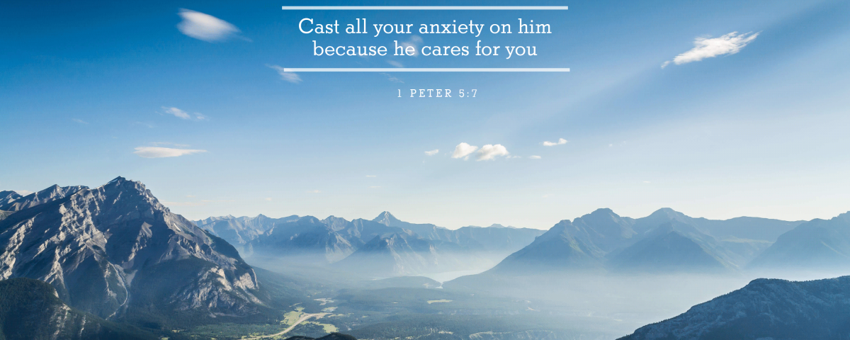cast all your anxiety on him christian wallpaper HD