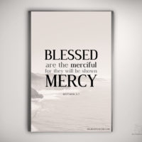 blessed-are-the-merciful-poster