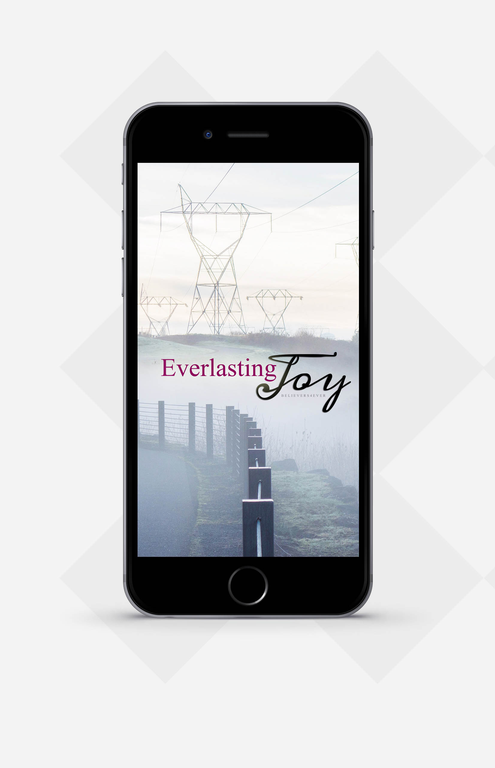 Everlasting joy mobile wallpaper
