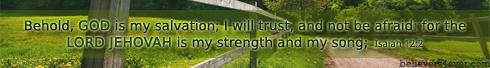 Christian Facebook banner