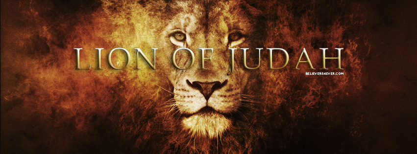 Lion of Judah Facebook timeline cover