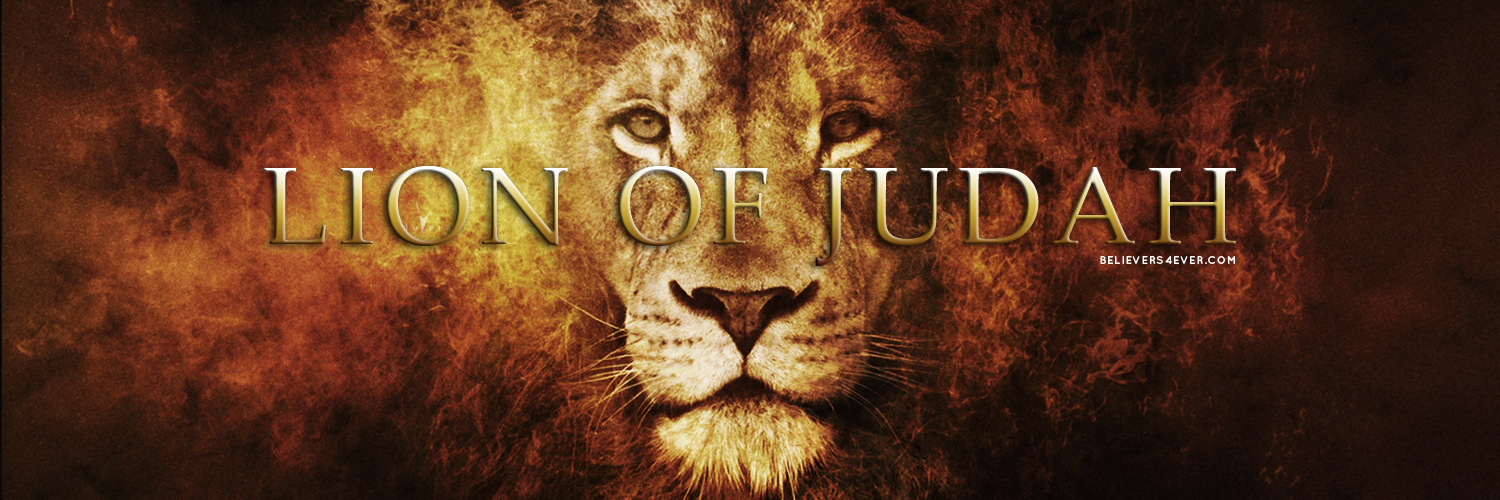 Lion of Judah Twitter header