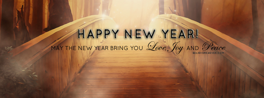 happy new year may the new year bring you love joy and peace facebook timeline cover photo bible verse for new year
