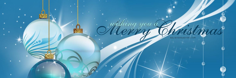 Merry Christmas Twitter header