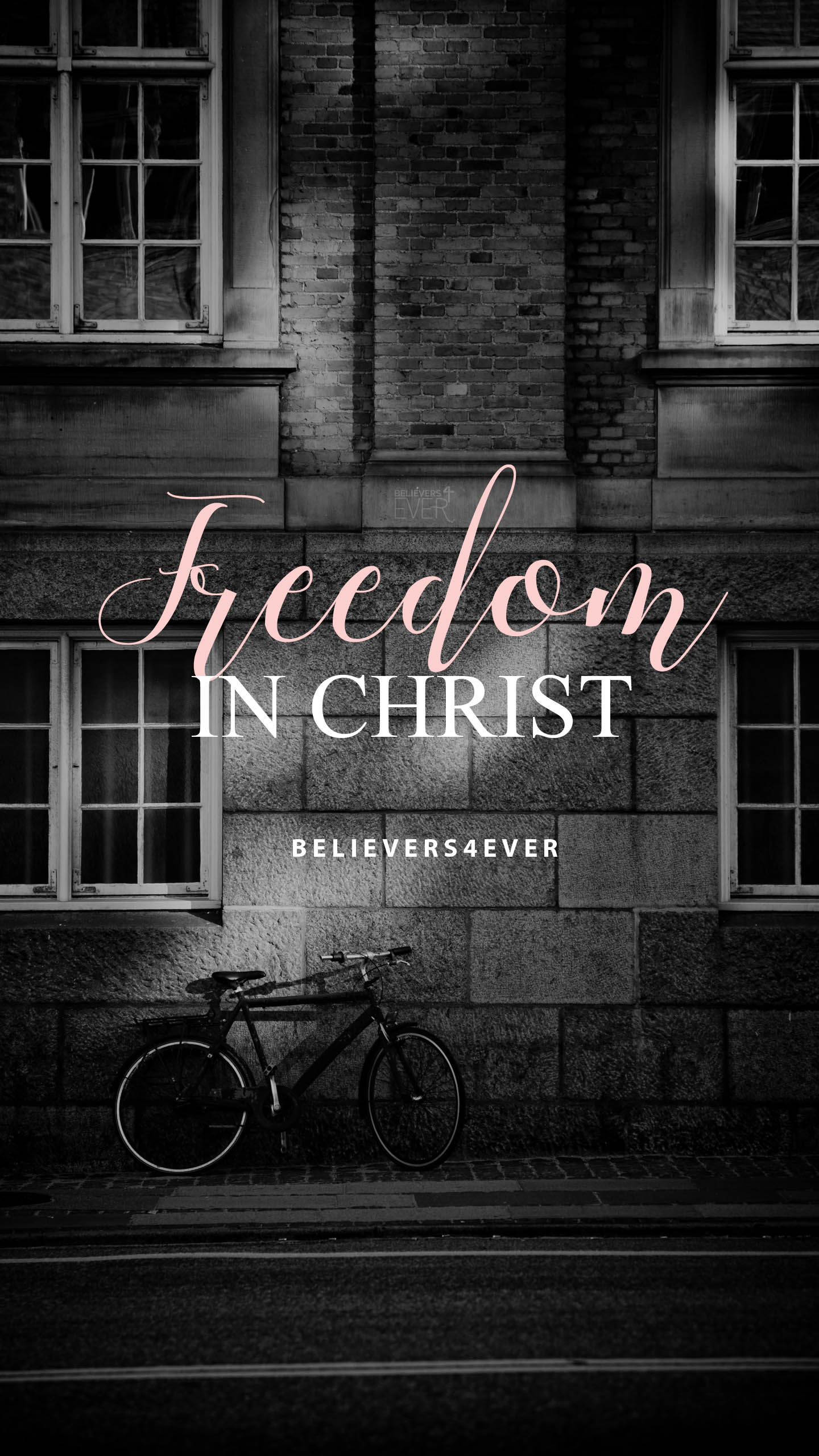 Freedom in Christ mobile wallpaper