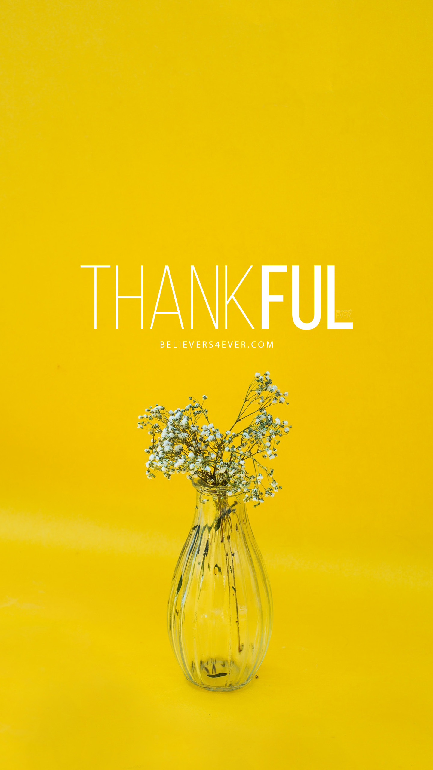 Thankful mobile wallpaper