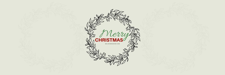 Merry Christmas - Believers4ever.com