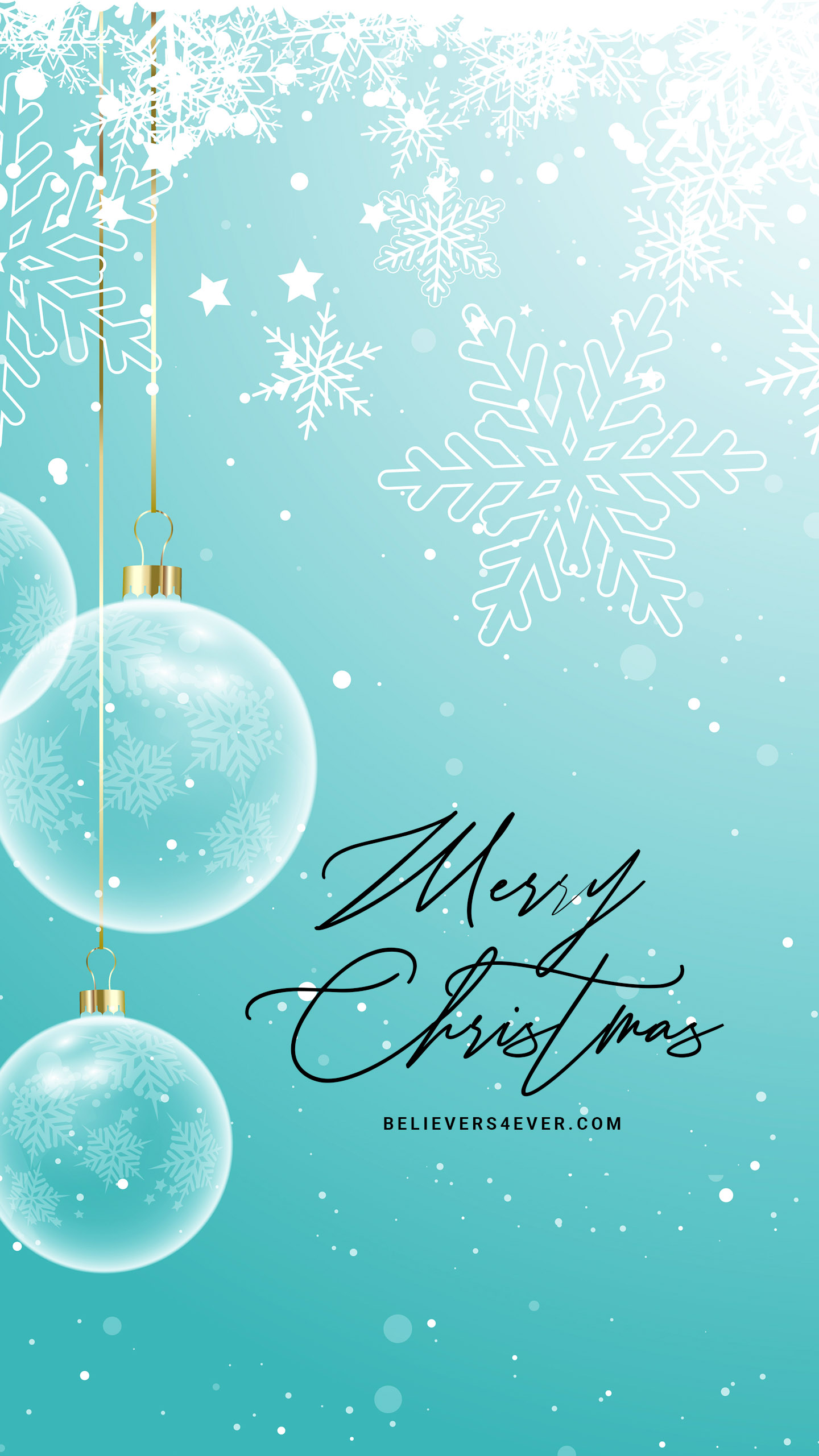 Christmas Wallpaper Archives Believers4ever Com